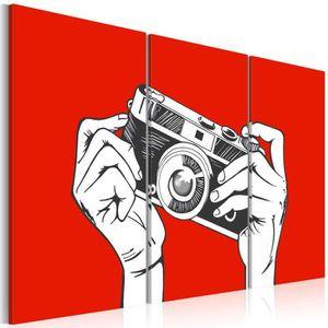 TABLEAU - TOILE Tableau  |  A photographer | 60x40 |  Art urbain