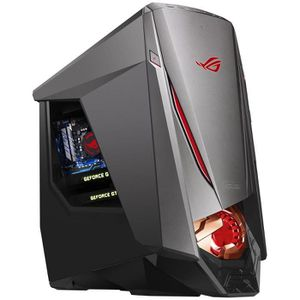 ORDINATEUR PORTABLE PC bureau ASUS ROG GT51CH-FR026T - Intel Core i7-7