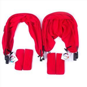 CAPOTE POUSSETTE Pack Capotas Harnais + double protection 3.0S Easy