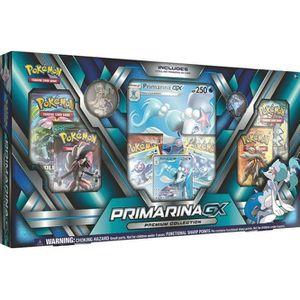 CARTE A COLLECTIONNER Pokémon - Coffret Primarina GX - Premium Collectio