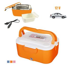 LUNCH BOX - BENTO  1.5L 12V Boîtes À Lunch Pour Voiture En Plein Air