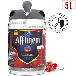 BIÈRE Affligem Cuvée Carmin Bière belge d'abbaye aromati