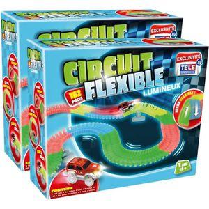 CIRCUIT  Circuit Flexible et Lumineux 324 pcs – Le circuit