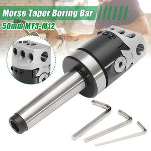 MT3 FMB22 M12 Fraises à Surfacer 400R 50mm Tête de Fraisage /& 4x APMT1604