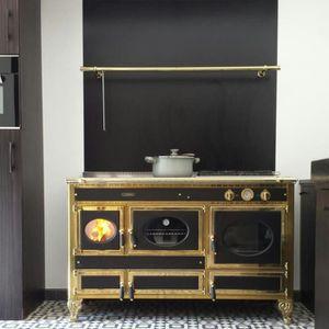 CREDENCE Credence Noir RAL 9005 - H 55 cm x L 60 cm-Fond de