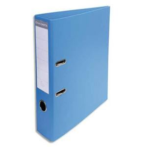 ESSELTE Lot de 10 Porte-revues en PVC soud/é dos de 10 cm coloris al/éatoire