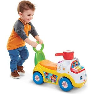PORTEUR - POUSSEUR FISHER PRICE Ride On Little Parade