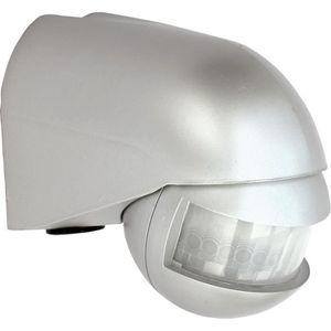 LAMPE DE JARDIN  GLOBO LIGHTING Capteur de présence - Plastique gri