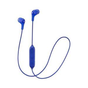 CASQUE AVEC MICROPHONE JVC HA-FX9BT-A-E, Sans fil, écouteur, Binaural, In
