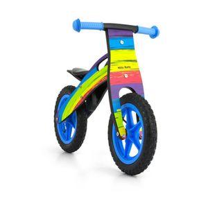 DRAISIENNE Vélo / Draisienne enfant 2-4 ans bois Rainbow | Ra