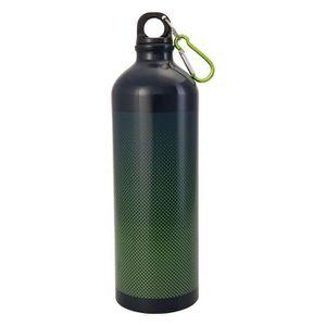500 ml Sports bouteille d/'eau étanche bouchon à vis en Aluminium Gourde école