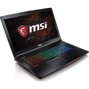 ORDINATEUR PORTABLE MSI PC Portable GE72VR 7RF-843XFR - 17,3'' FHD - R