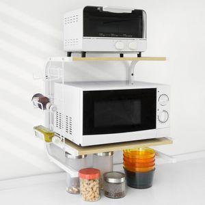 DESSERTE - BILLOT SoBuy® FRG092-N Meuble rangement cuisine de servic