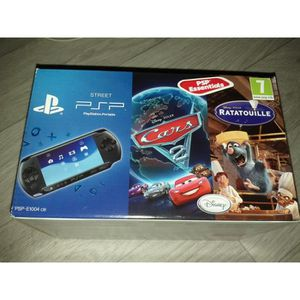 CONSOLE PSP PSP STREET CARS 2