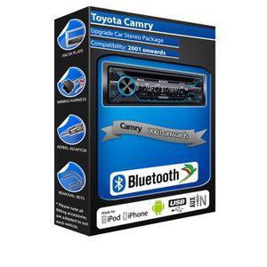 AUTORADIO Toyota Camry CD player, Sony MEX-N4200BT car stere