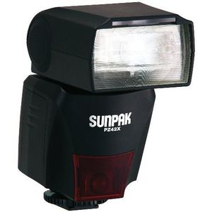 Flash appareil photo SUNPAK NIKON PZ42X NOIR