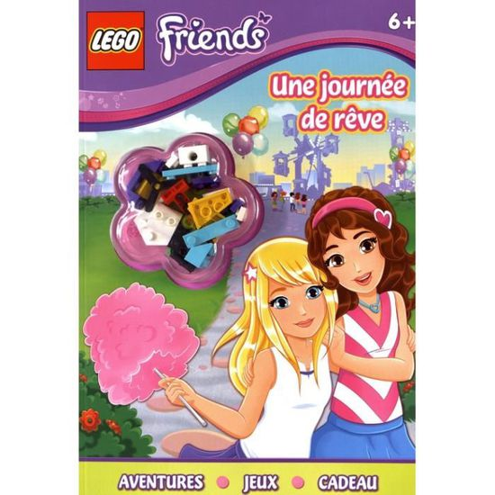 Lego Friends Une Journee De Reve
