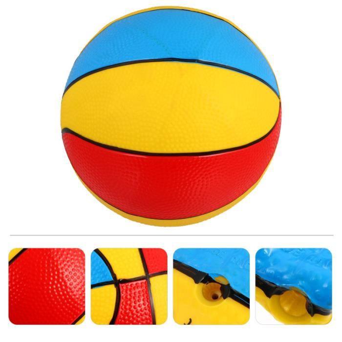 1 PC Enfants Basketball Coloré Creative Relax accessoire plein air - piece detachee plein air jeux de recre - jeux d'exterieur