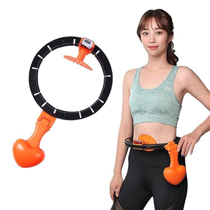 Cerceaux de Sport intelligents avec comptage détachable Yoga taille exercice musculaire Abdominal formateur cercle perte de poids éq