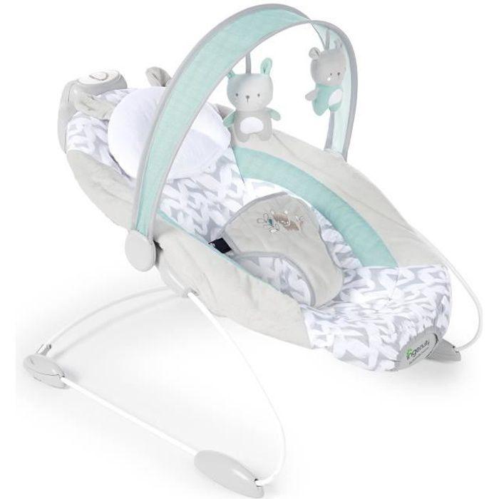 INGENUITY Transat Bébé à balancement automatique - Raylan