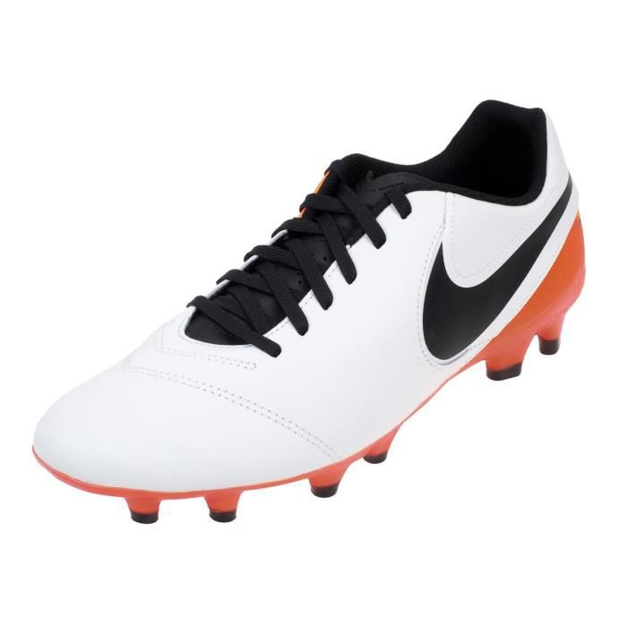 Chaussures football moulées Tiempo genio leather ii - Nike