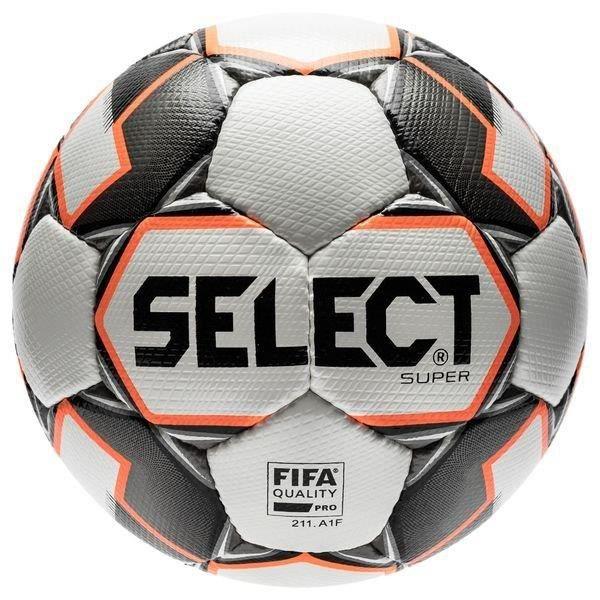 Ballon Select FIFA Super - blanc/gris - Taille 5