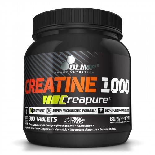 CREATINE 1000 CREAPURE® OLIMP SPORT NUTRITION 300 Comprimés