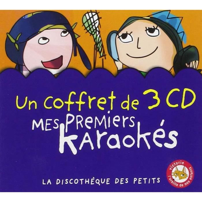 Mes 1ers karaokés by Enfants (CD)
