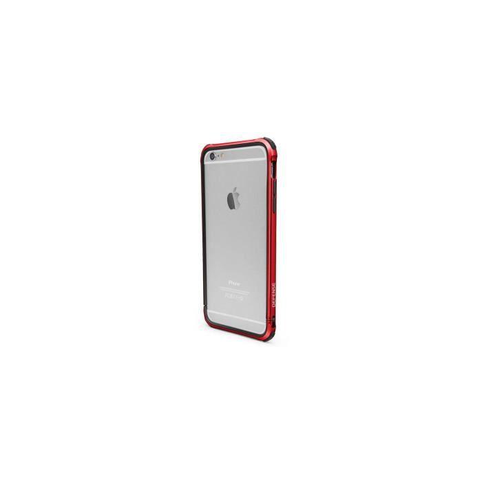 XDORIA Coque bumper defense gear pour iPhone 6+/6S+ - Rouge