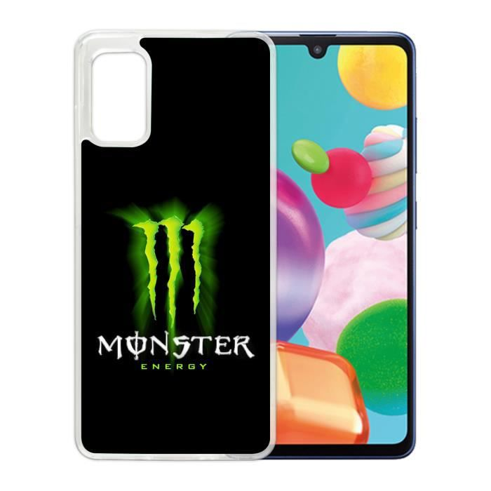 Coque pour Samsung Galaxy A41 - Monster Energy