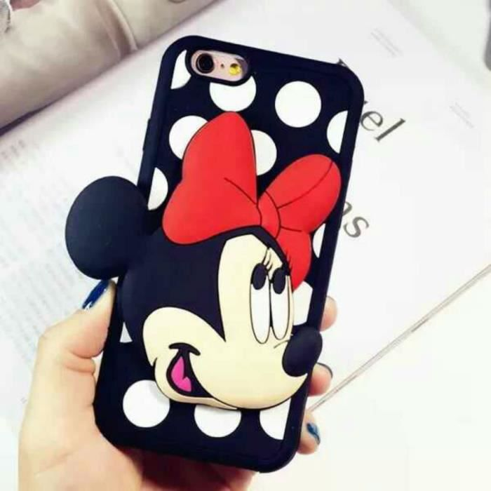 iphone 5 coque minnie