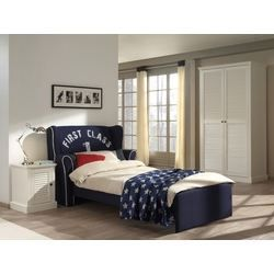 Chambre coucher enfant compl te marino color achat for Achat chambre a coucher complete