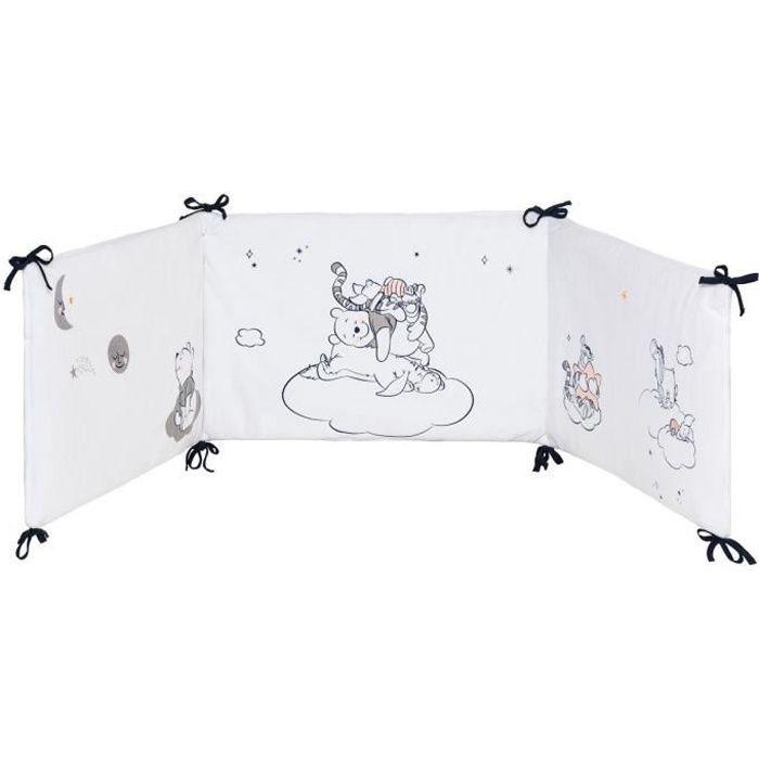 DISNEY Tour de lit adaptable Winnie 8x8 cm