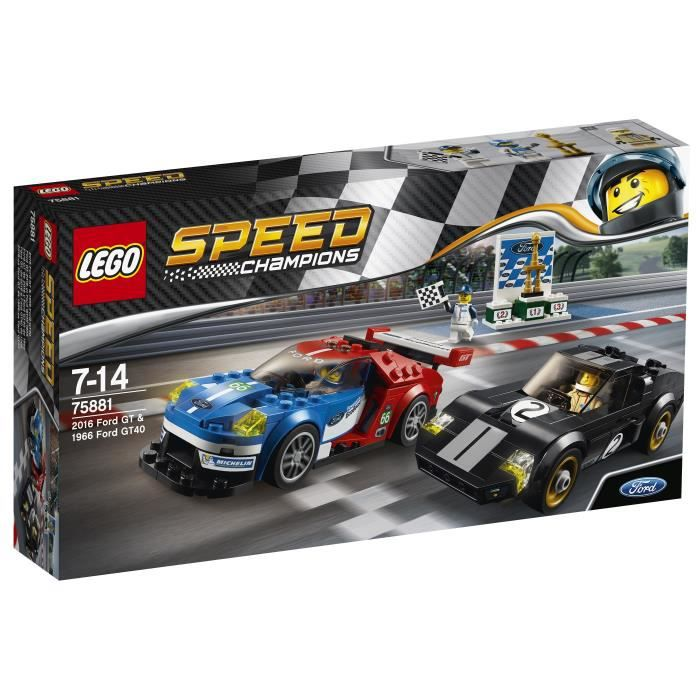 Photo de lego-speed-champions-75881-ford-gt-2016-et-ford-gt40-1966