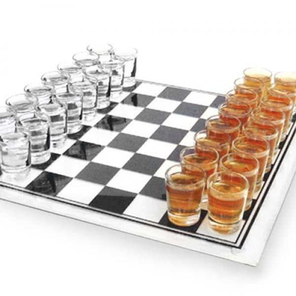 jeu d 39 checs boire sp cial shooters achat vente jeu. Black Bedroom Furniture Sets. Home Design Ideas