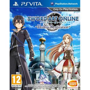 JEU PS VITA Sword Art Online : Hollow Realization Jeu PS Vita