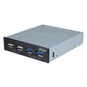 HUB Akasa InterConnect S - Hub USB (2 ports USB 3.0…