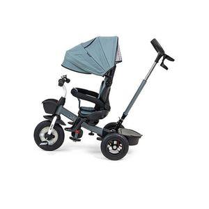 TRICYCLE LUVI   Tricycle évolutif bébé garçon fille 1/5 ans