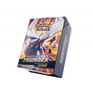 CARTE A COLLECTIONNER 100 pcs Pokemon GX Cards EX Mega Energy Trainer Ca