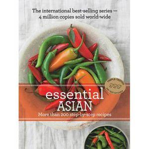 LIVRE SCIENCE FICTION Essential Asian - Murdoch Books Test Kitchen