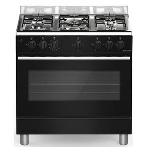 cuisiniere gaz four electrique largeur 50 cm achat. Black Bedroom Furniture Sets. Home Design Ideas
