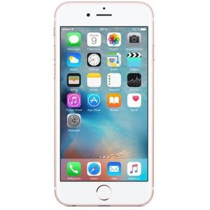 SMARTPHONE iPhone 6S Rose 64 Go Reconditionné comme neuf + Co