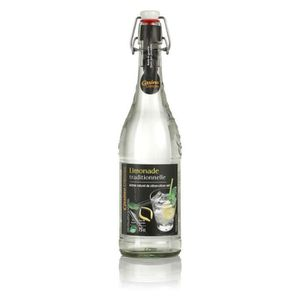 Soda - Thé glacé CASINO DELICES Limonade traditionnelle - 75cl