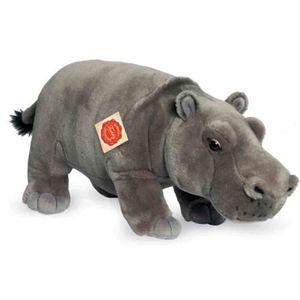 PELUCHE Peluche Hippopotame 30 cm - Hermann Teddy