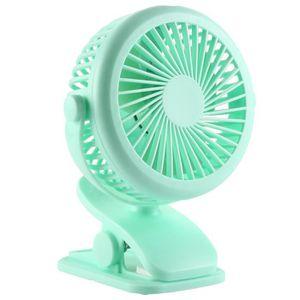 VENTILATEUR Mini ventilateur à pince 3 vitesse petit, portable