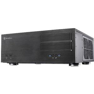 BOITIER PC  SilverStone SST-GD08B - Grandia Boîtier PC HTPC AT