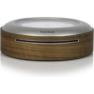 BALADEUR CD - CASSETTE TIVOLI Lecteur CD - WiFi, ART line - Noyer et arge