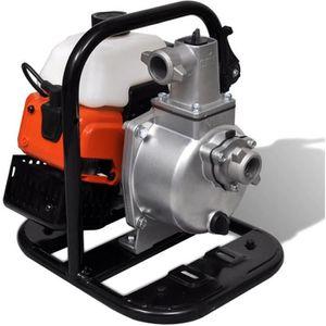 POMPE ARROSAGE Pompe à eau thermique 2 temps 1,45 kW 0,95 l