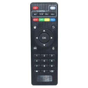 TÉLÉCOMMANDE TV telecommande pour MXQ Android smart tv box KODI IP