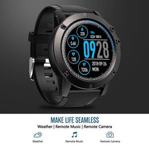 MONTRE CONNECTÉE Smartwatch ZEBLAZE VIBE 3 PRO Noir, Montre Connect